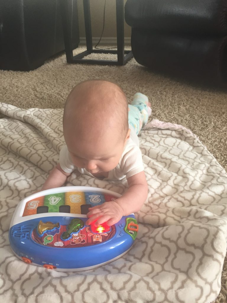 toys for 5 month old