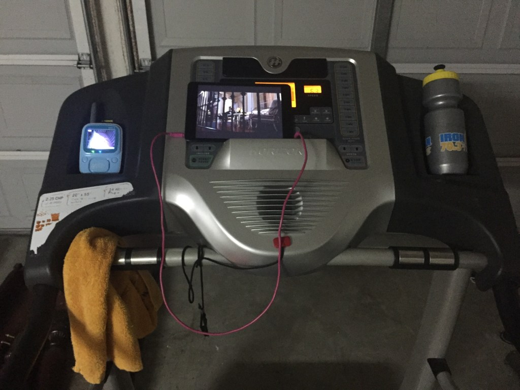 Yes treadmill, we will become run best friends