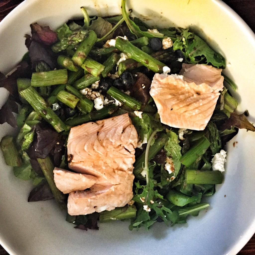 A yummy 21 Day Fix approved meal