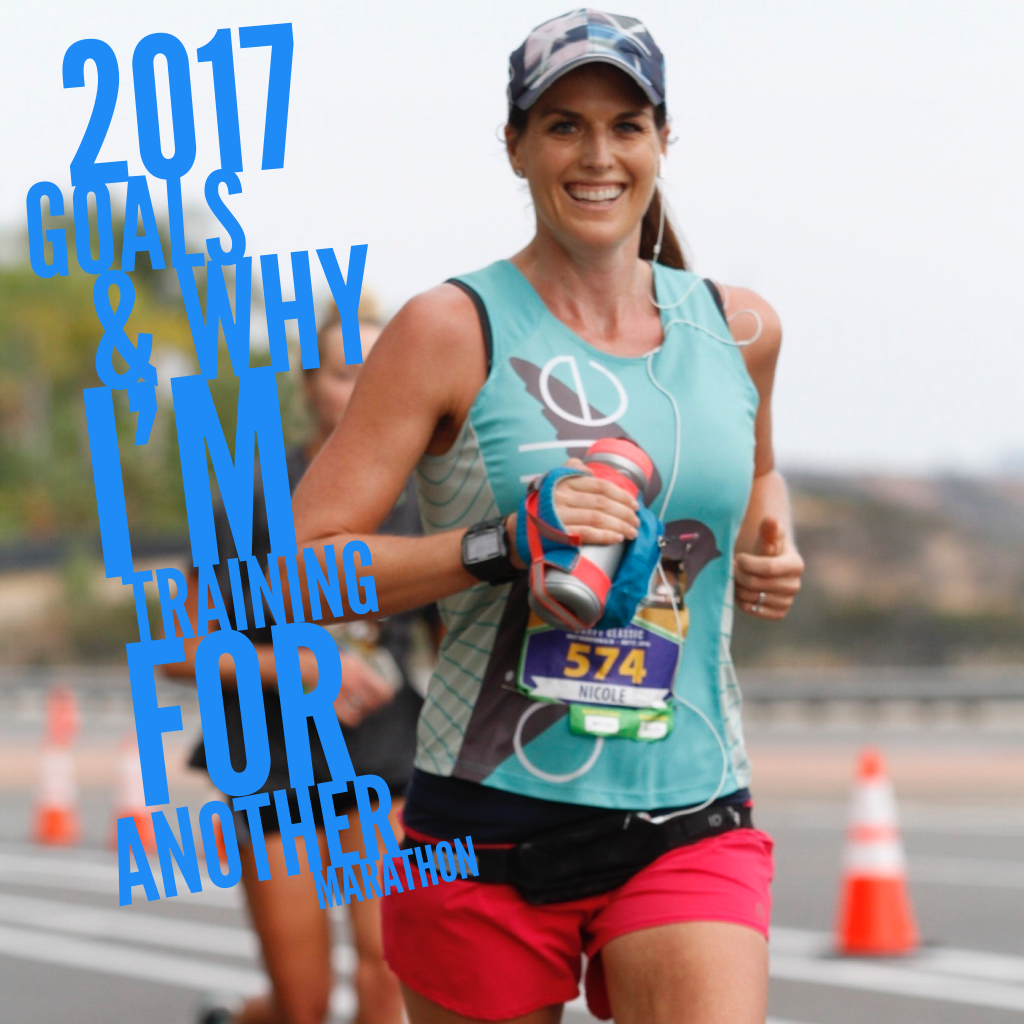 2017 goals san diego running blog