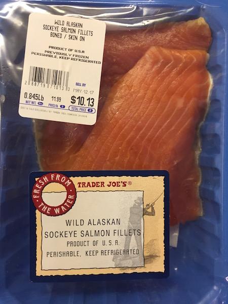 trader joe's wild salmon