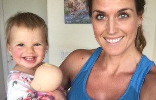 A Day In the Life – Work From Home & Marathon Training Mom Edition