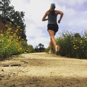 mileage during marathon training