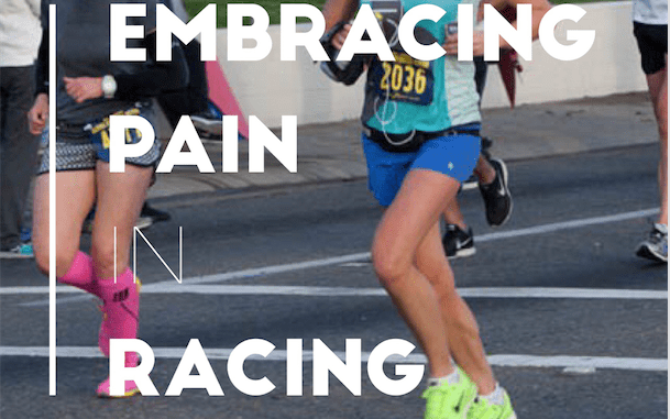 mental toughness in a marathon