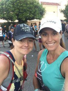 half marathon while pregnant with twins