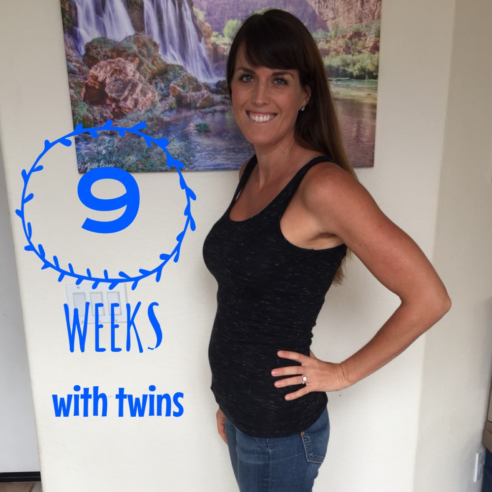 how to know if pregnant with twins