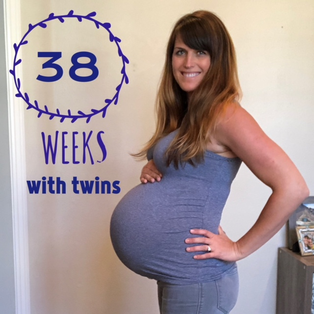 Twin Pregnancy Update: 38 Weeks Pregnant With Twins