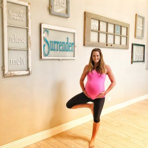 prenatal yoga twin pregnancy
