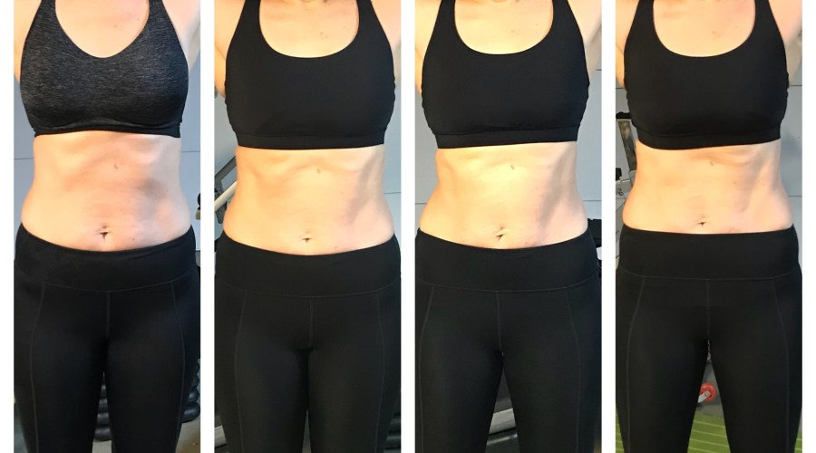 Erin's 80 Day Obsession Results