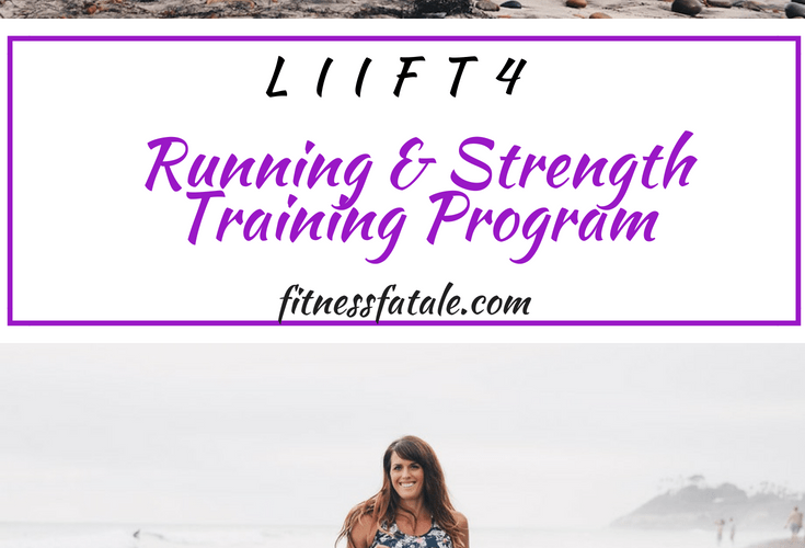 LIIFT4 – The Perfect Way to Add Strength Training to Your Running
