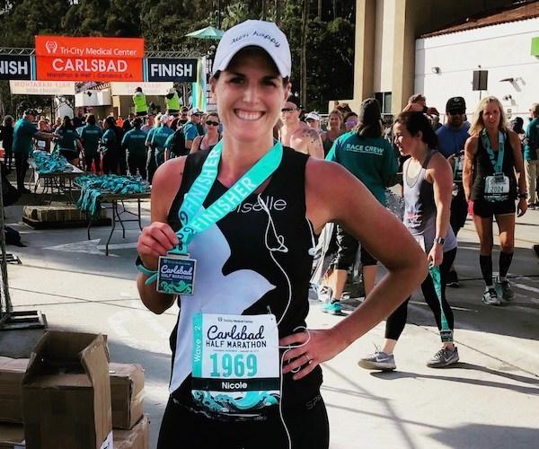 Carlsbad half marathon course