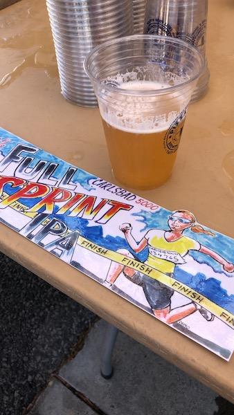 carlsbad5000 pizza port beer