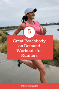 Beachbody on demand workouts for runners