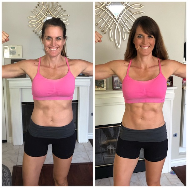 carb cycling meal plan results