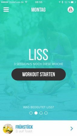 Sweat with Kayla Liss