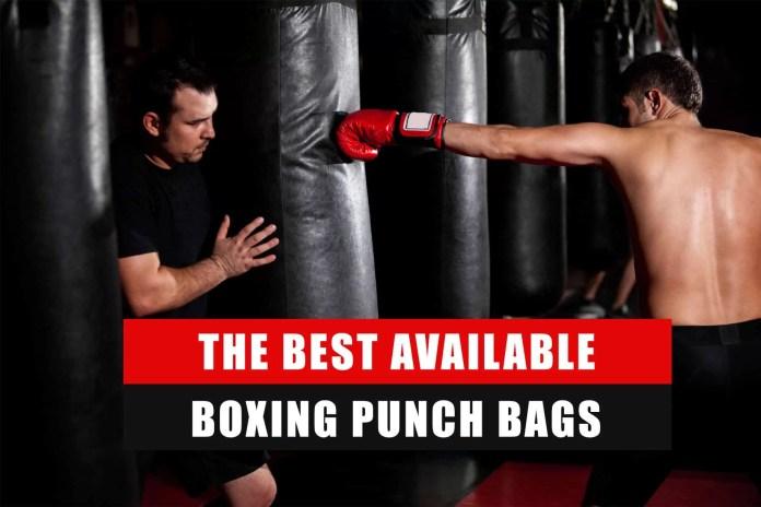best heavy punch bag