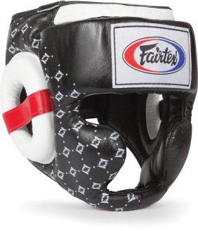 headgear for hard sparring
