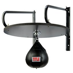fixed speed bag platform