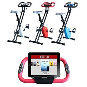 best fold away exercise bike