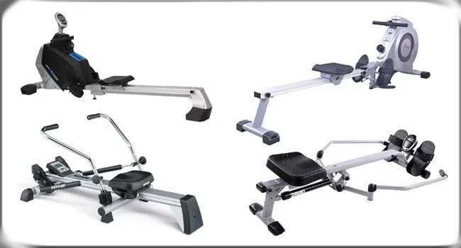 rowing machine reviews uk