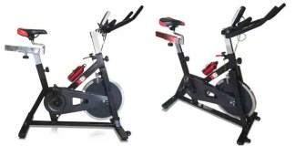 XS sports aerobic indoor training exercise bike