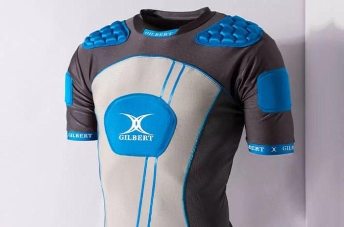 best rugby shoulder pads