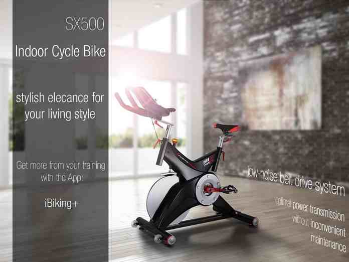 Sportstech Professional Indoor Cycle SX500