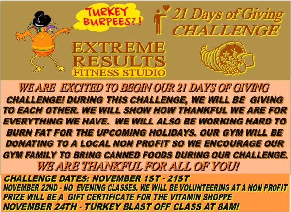 thanksgiving-challenge