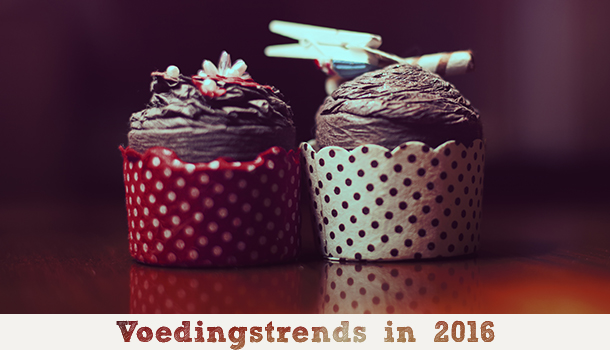 Voedingstrends 2016