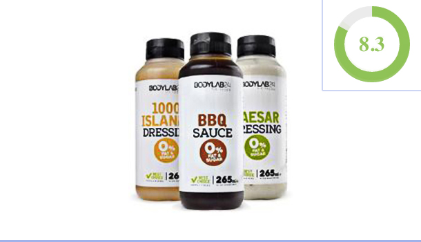 Review | Caloriearme Saus & Dressing(s) - Bodylab24