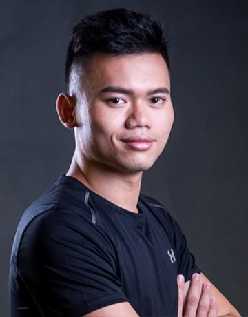 Jake Chan 泰拳教練