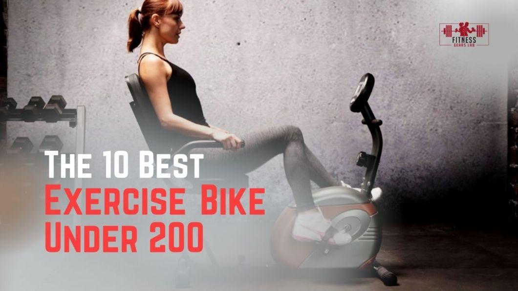 Best Exercise Bike Under 200