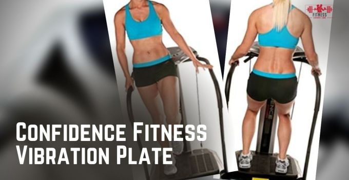 Confidence Fitness Vibration Plate Weight Loss Review