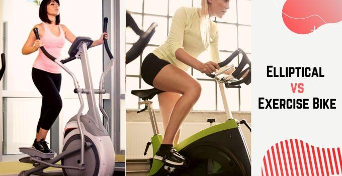Elliptical Vs. Exercise Bike