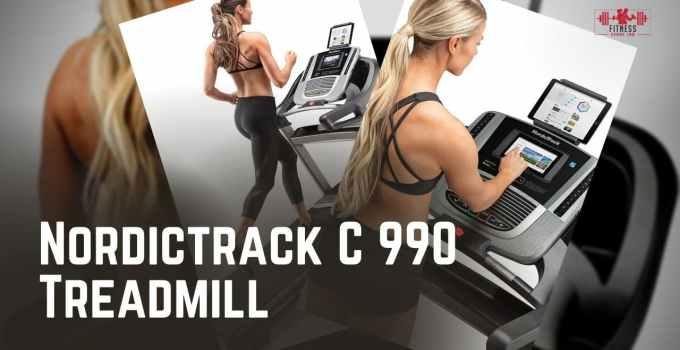 Nordictrack C 990 Treadmill Review