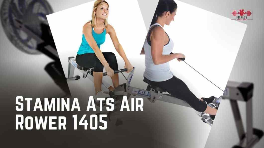 Stamina Ats Air Rower 1405 Review