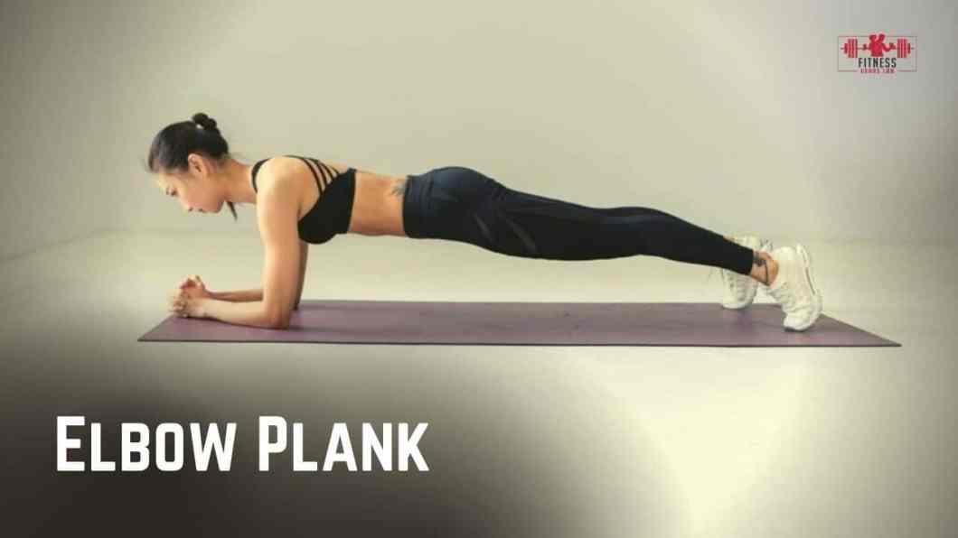 Ab Bridge or Elbow Plank