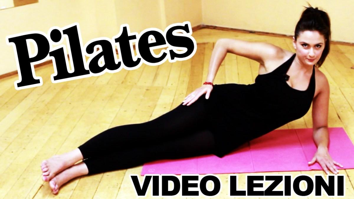 Pilates: video lezioni per allenamento gratis - Dimagrire e tonificare