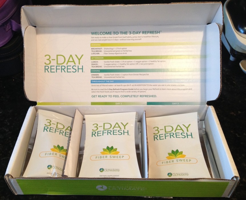 Beachbody 3-Day Refresh