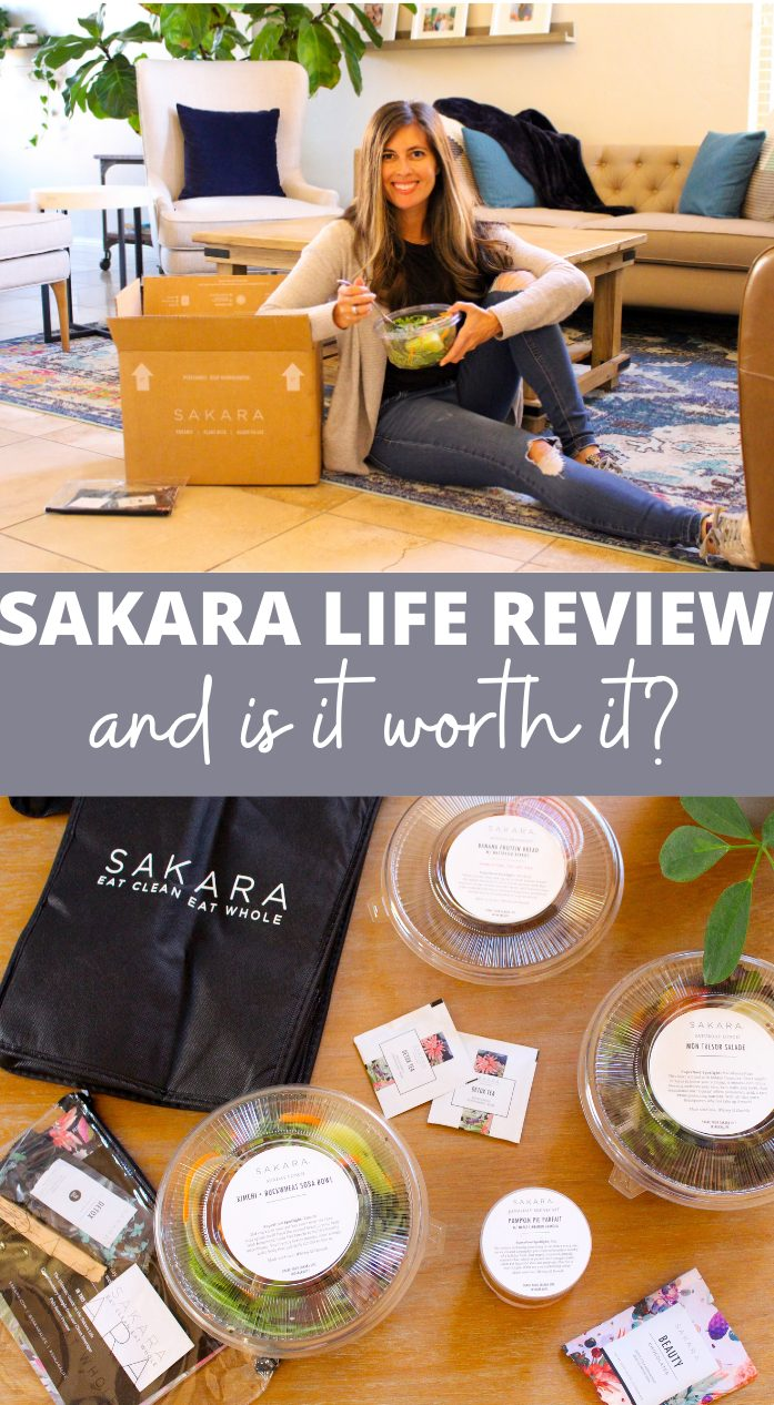 Sakara Life Review and is it worth it? fitnessista.com