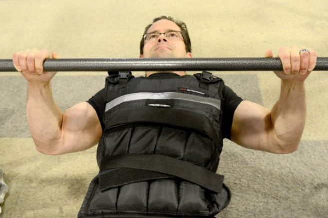 how to use weighted vest- weighted vest workout