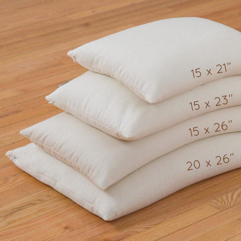 Comfy Sleep Buckwheat Pillow