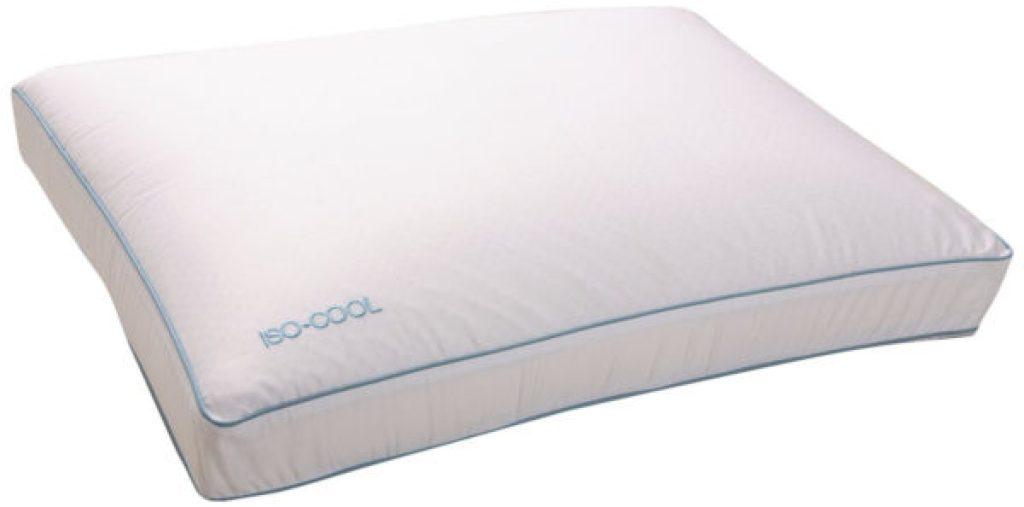 iso-cool memory roam pillow review