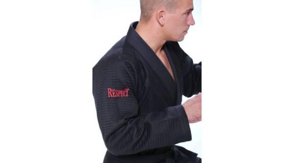 Jitsu ruha fekete
