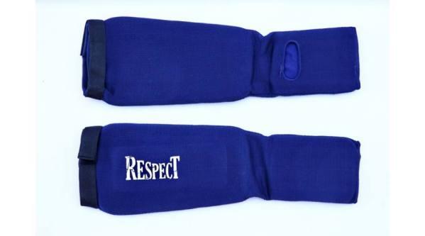 textíl lábvédő kék 2 fitnessmarket