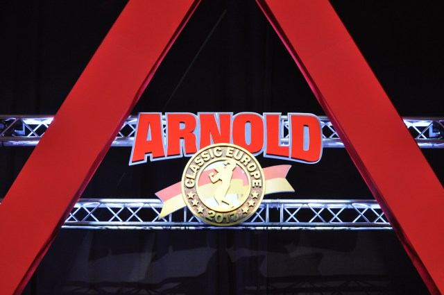Arnold Classic Europe 2017