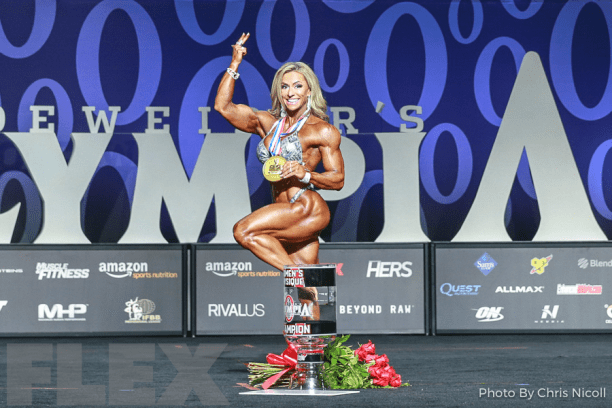 Women's Physique Olympia 2017 2
