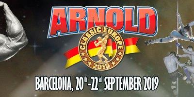 Arnold classic Europe 2019