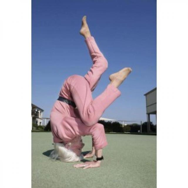 Les séniors, l'équilibre et la musculation