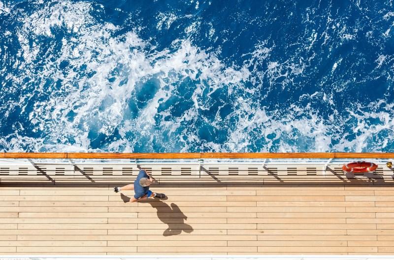 Faya Fitness On Toast Cunard Cruise Queen Elizabeth Ocean Liner Healthy Escape Carnival-6